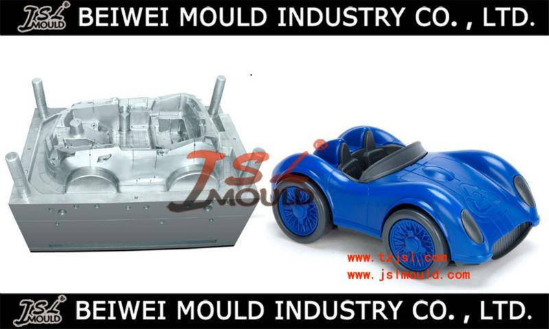 Plastic child toy car mould manufacturer