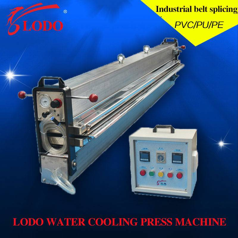 pvc conveyor press machine