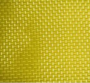 Aramid fiber fabric
