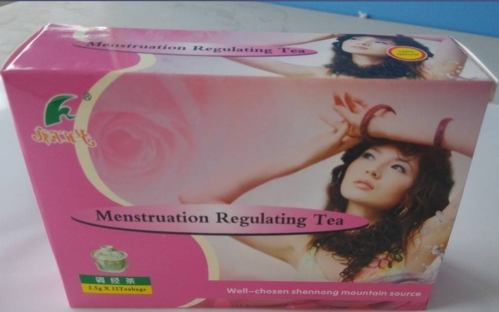 Menstruation Regulating Tea