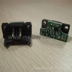 Konica Minolta CF2002 CF3102 toner or drum cartridge chip