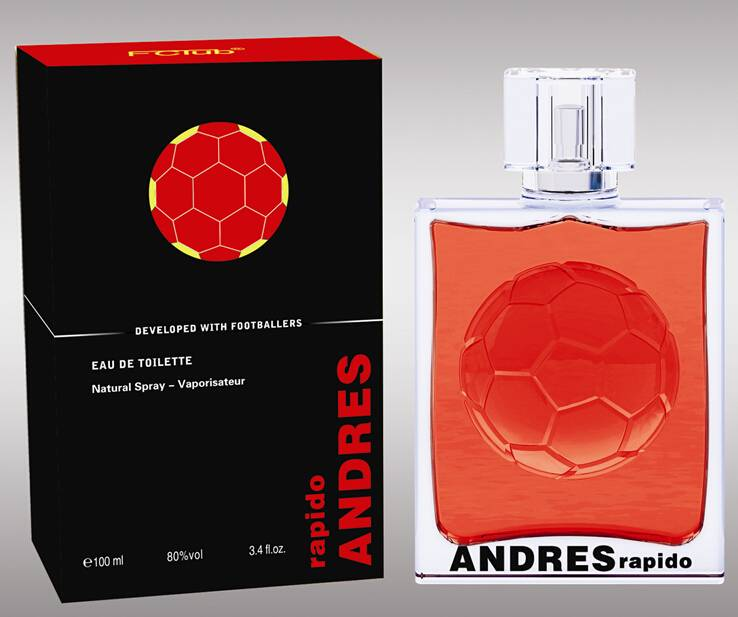 ANDRES rapido Sport Perfume For Women