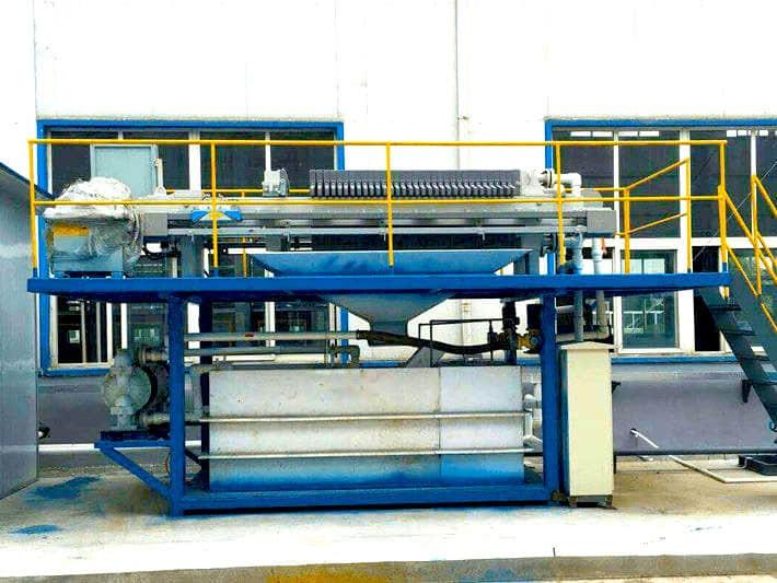 Fluxing Tank Reprocessing & Regenerating system