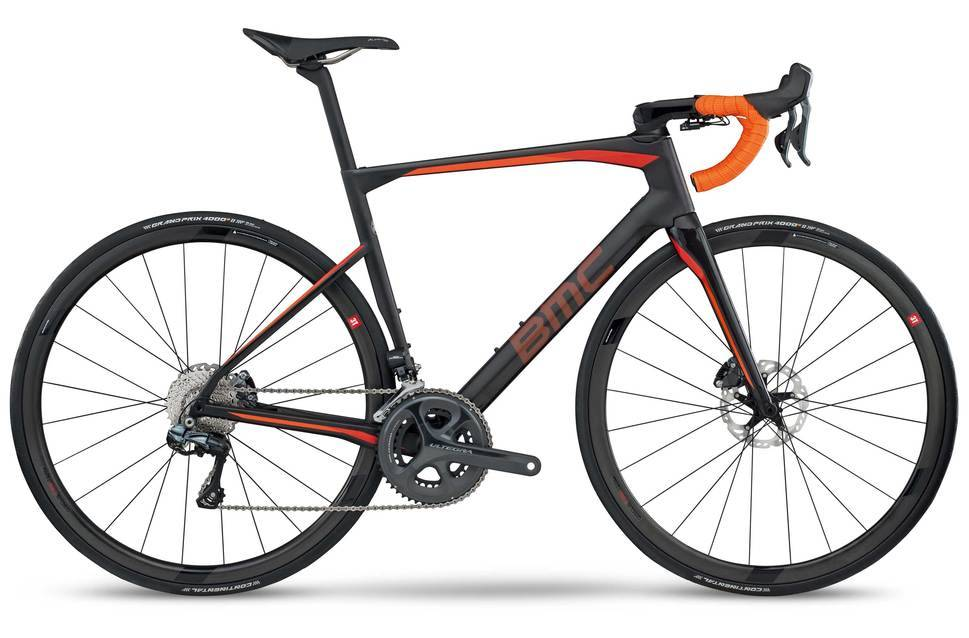 BMC Roadmachine RM01 Ultegra Di2 2017 Road Bike