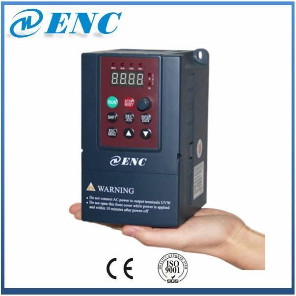 ENC EDS800 Mini Type Universal Variable Frequency Drive(0.2-1.5kW VFD)