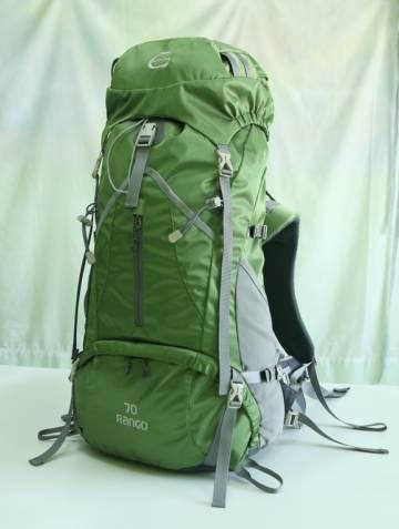 Rango 65+10L capacity backpack