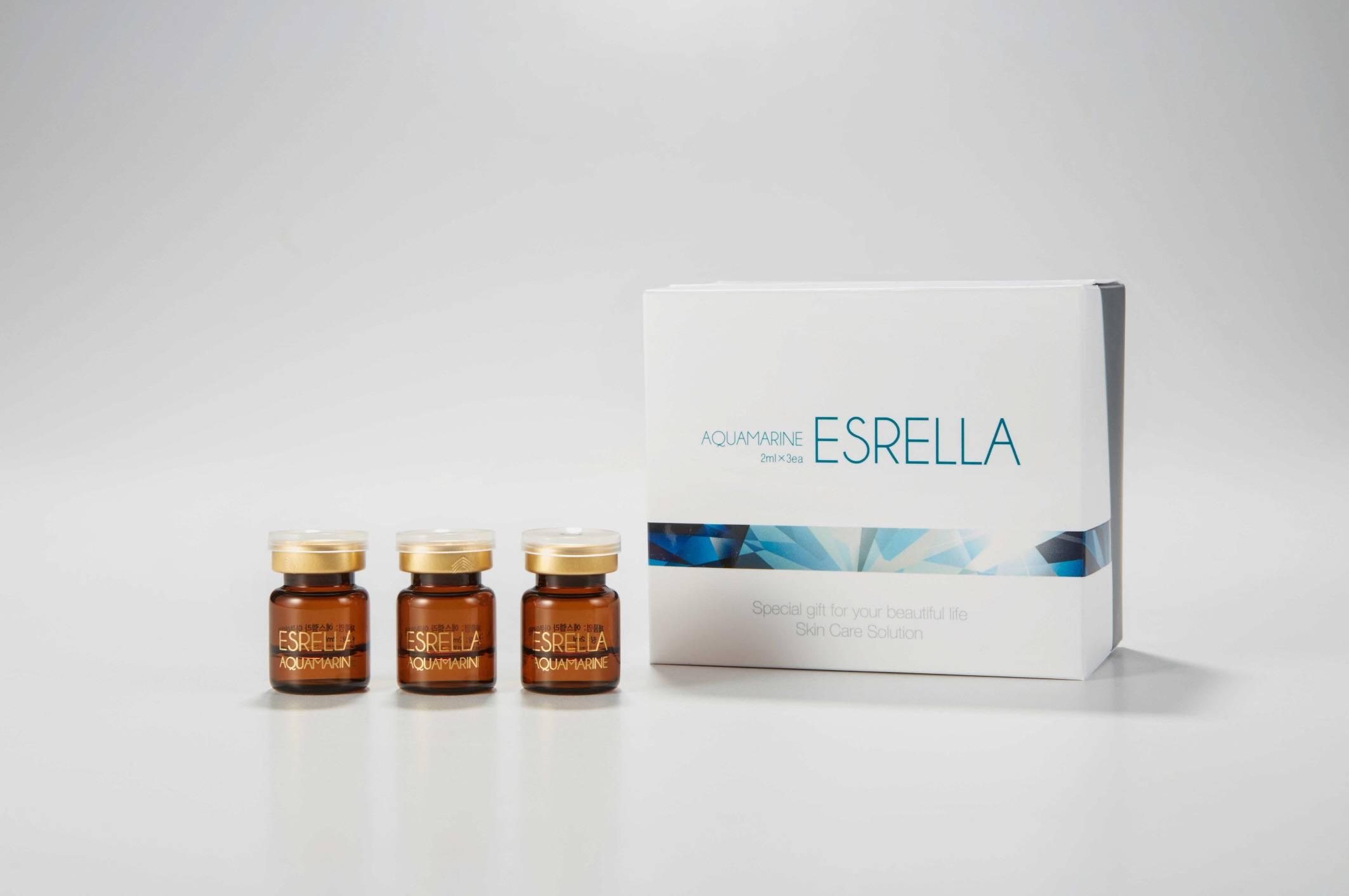 ESRELLA -aquamarine
