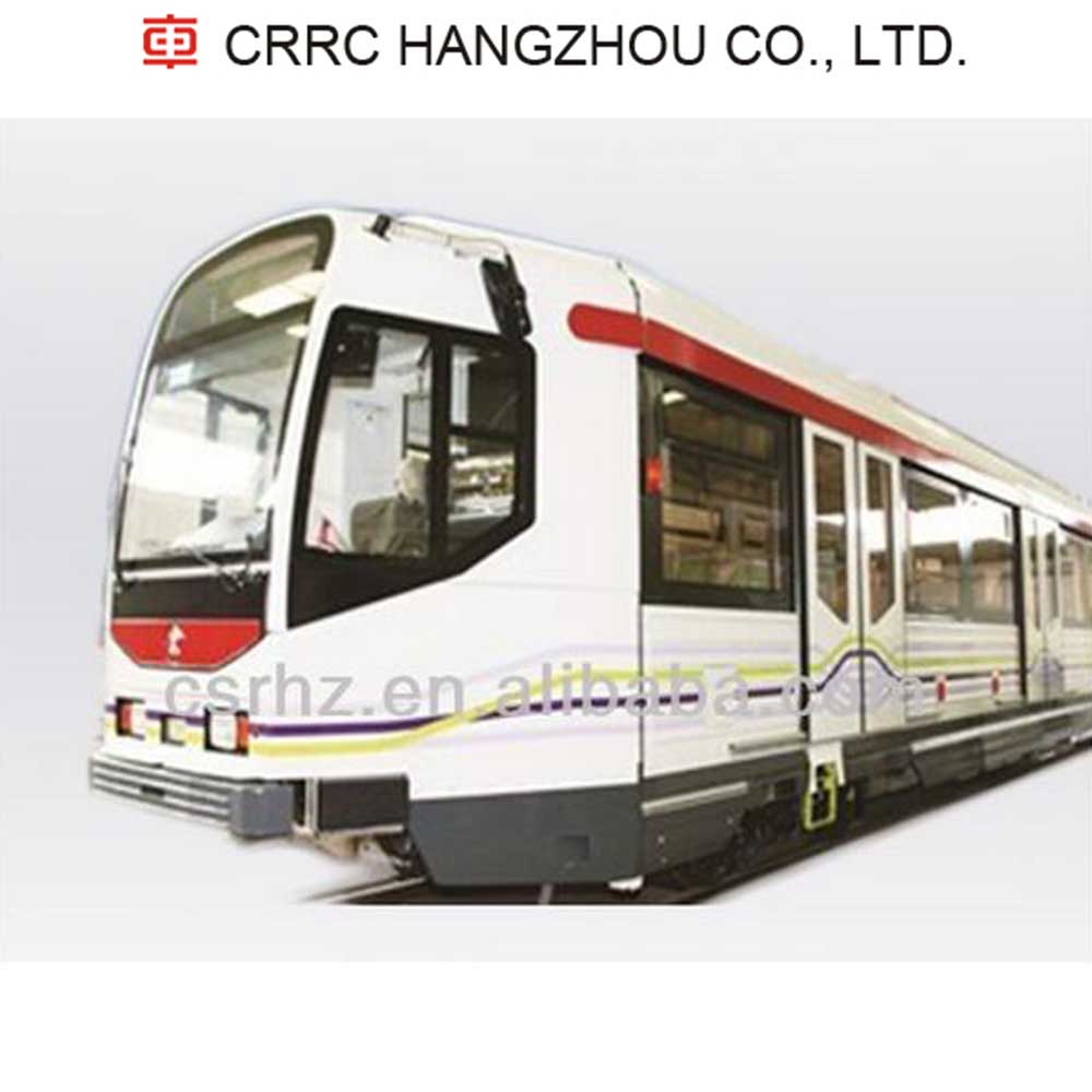 Light rail car, railway car