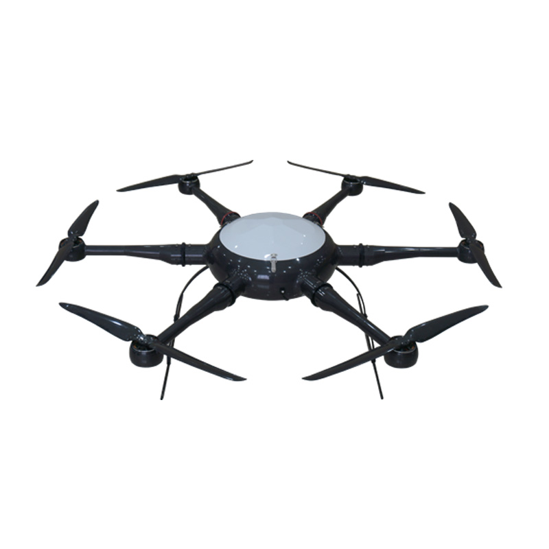 YD6-1600P Long Flight Time Waterproof Hexacopter Frame RC Drone Multirotors Accessories