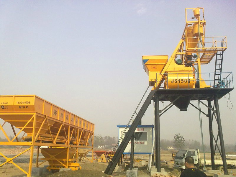 Competitive Low Concrete Batching Plant Price