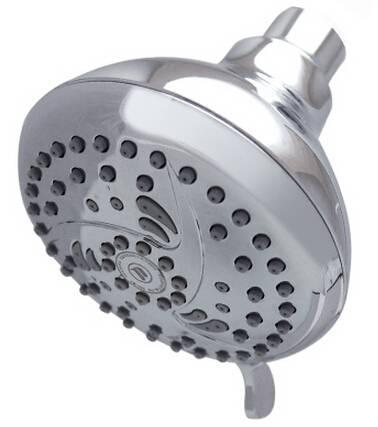 Vara Spatm 5 Function Showerhead Epa Labeled 2.0gpm