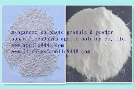 manganese sulfate  mon