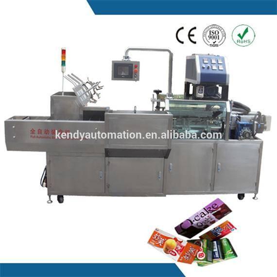 Durable adjustable automatic horizontal cartoning machine