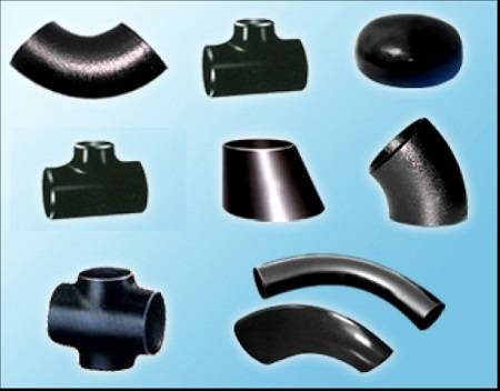 ASTM A420 WPL6 WPL3 pipe fittings