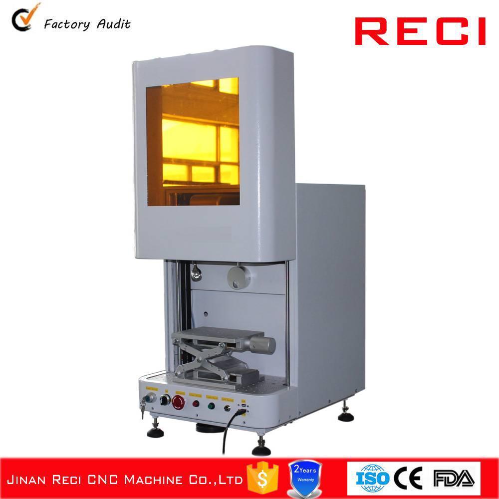 enclose fiber laser marking machine 10w/20w/30w/50w