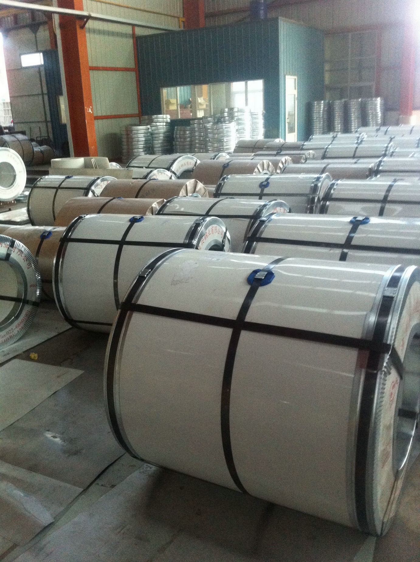 0.14mm hot dipped galvalume steel coil
