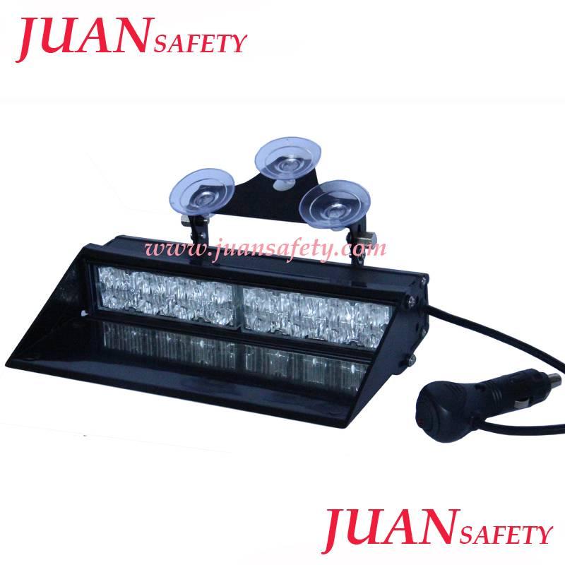 Police Security Windshield Light Car Visor Light LED Deck Dash Emergency Warning Light LED-293