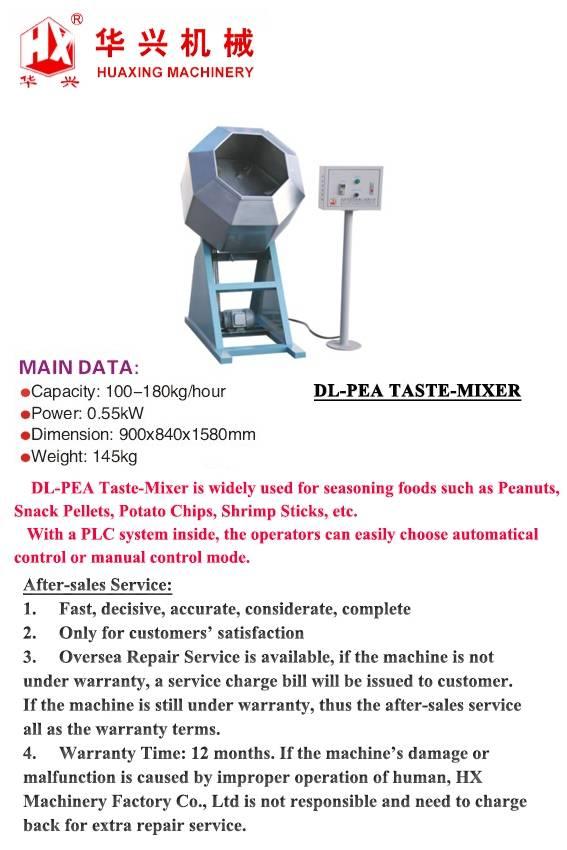 DL-Pea Taste-Mixer