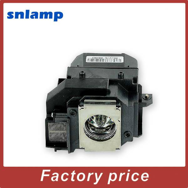 Projector lamp ELPLP58 / V13H010L58  with holer  for  EX3200 EX5200 EX7200   PowerLite 1220 PowerLit