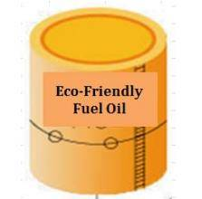 Eco-friendly fuel oil