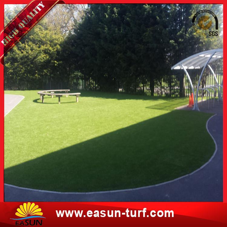 Landscaping synthetic turfChinasupplier artificialgrassmats for garden-Donut