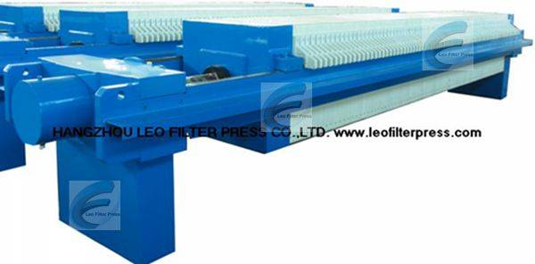 Leo Filter Press High Pressure Clay Filter Press