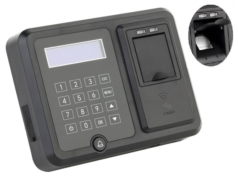 Fingerprint Access Control and Time Attendance FK3028