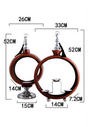 Home decorative candle holder&candlestick,Home Furnishing Metal Crafts