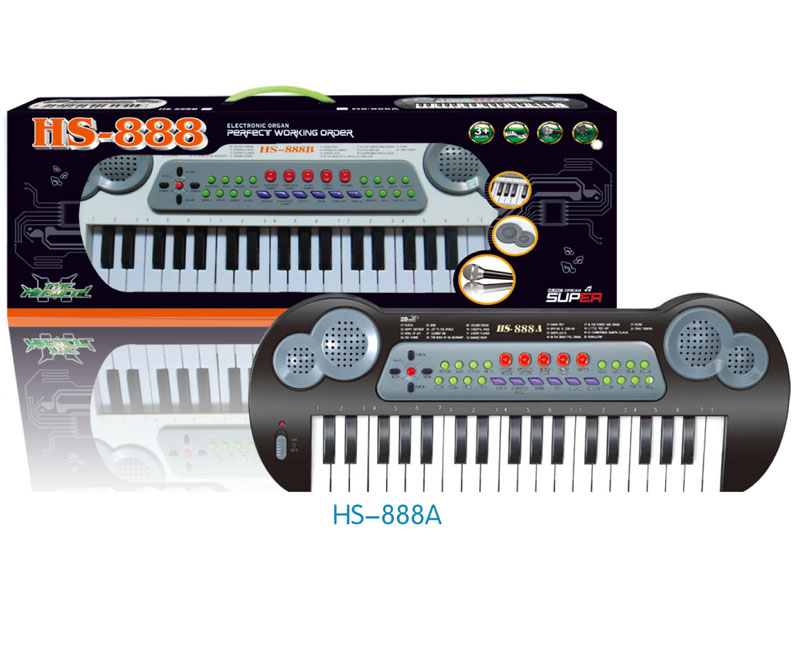 37-key Eelectric organ piano eductional instrument toy