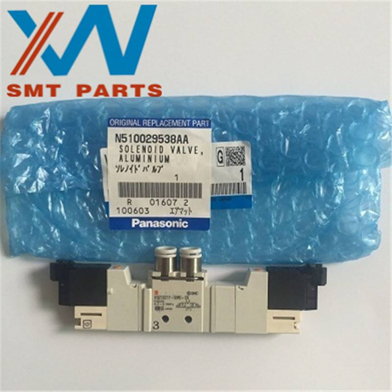 Panasonic SMT machine spare parts CM402/602 valve N510029538AA
