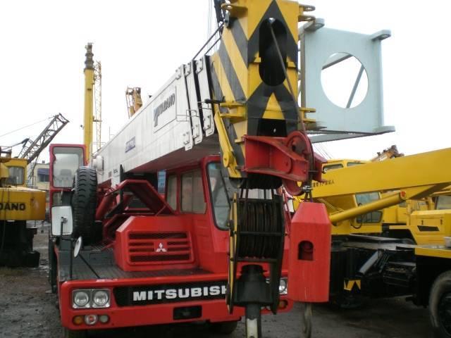 Used tadano  mobile crane tg350e,tadano used truck crane 35t