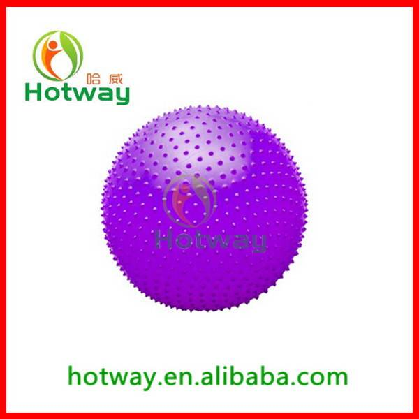 Various Colors Eco-friendly Custom Yoga Ball, Cheap Yoga Ball Wholesale