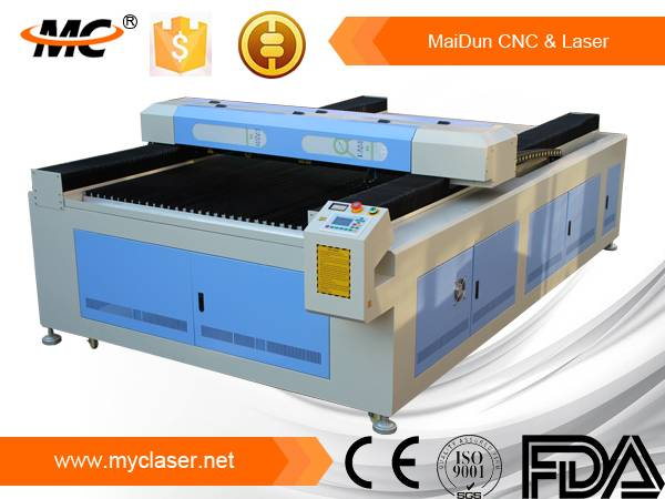 High cost performance CO2 CNC non metal laser cutting and engraving machine MC1325