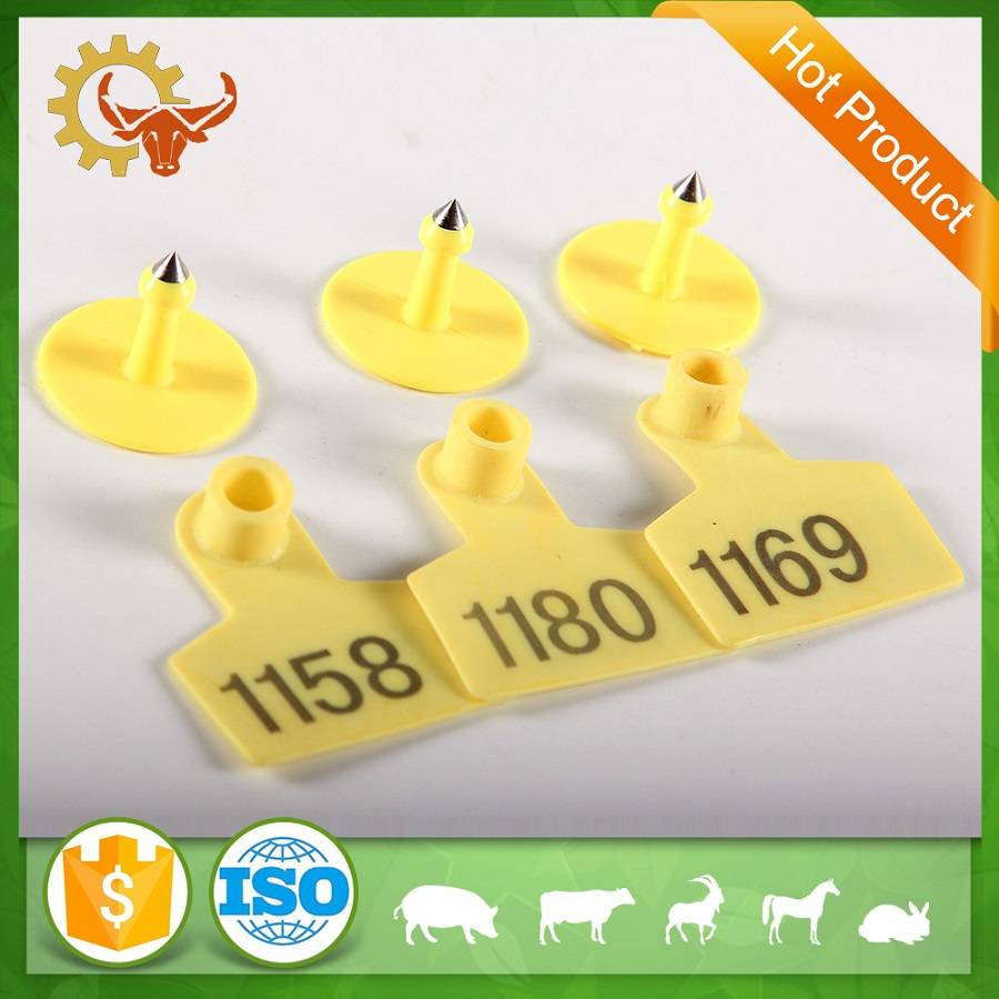 competitive price ear tag for pig uhf rfid ear tag