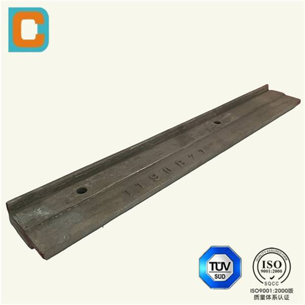 Steel Building Material Equipment Parts