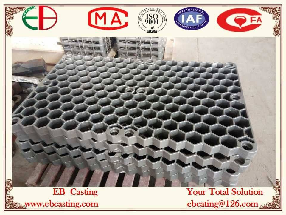 Vaccum Brazing Furnace Base Trays Available Size 1200x800x50mm Ni7N EB22150