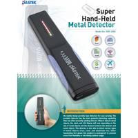 Super Hand-Held Metal Detector