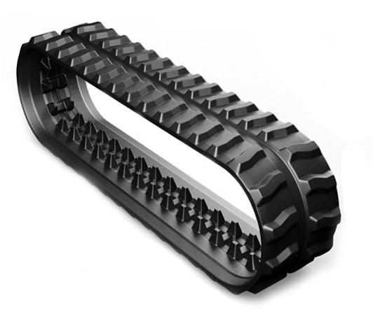 Engineering Excavator Rubber Crawler Track