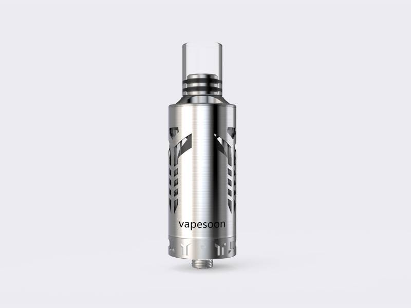 Vapesoon Himan Tank NEWEST e-cigarette atomizer with temperature control high quality,clean and heal