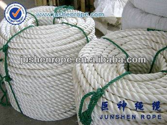 twisted polyester rope for sale