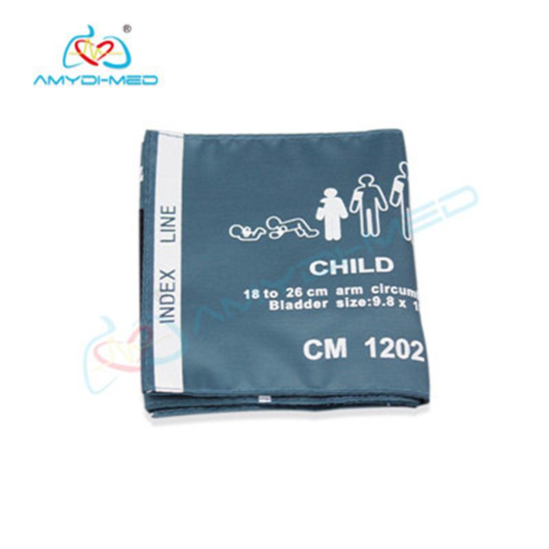 Reusable child nylon NIBP cuff 18-26CM