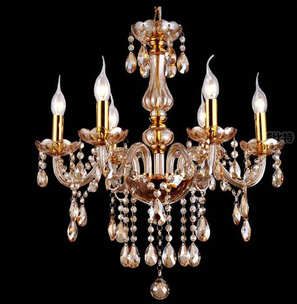 Lowest price chandelier led crystal pendant lighting for shop  indoor light