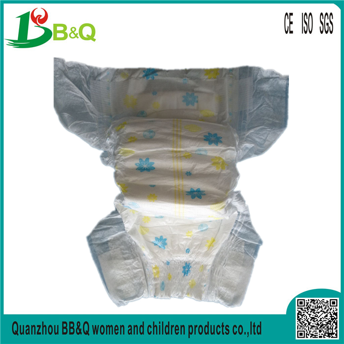 china pampering a grade stock lot free sample disposable baby diaper