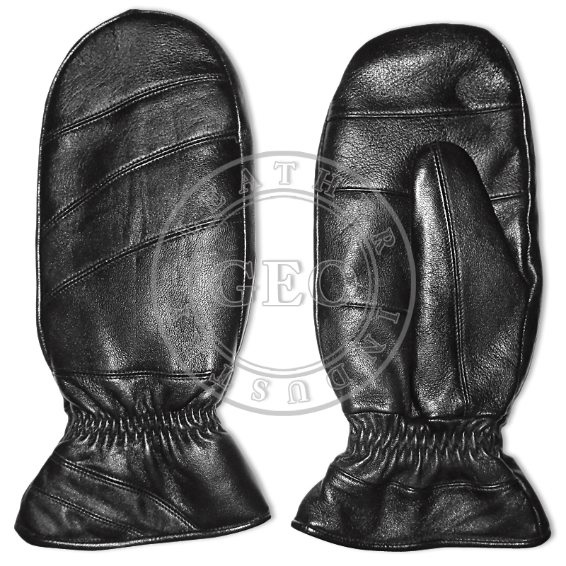 Cut Piece Cp Winter Sheep Leather Mitts
