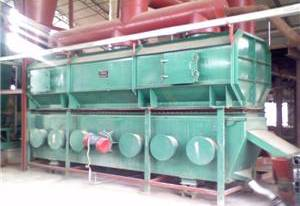 Vibro-Fluidized Bed Dryer