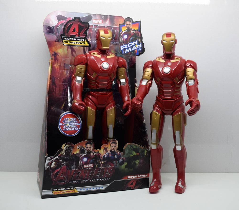 Marvel  Action Figure Ironman 3311B