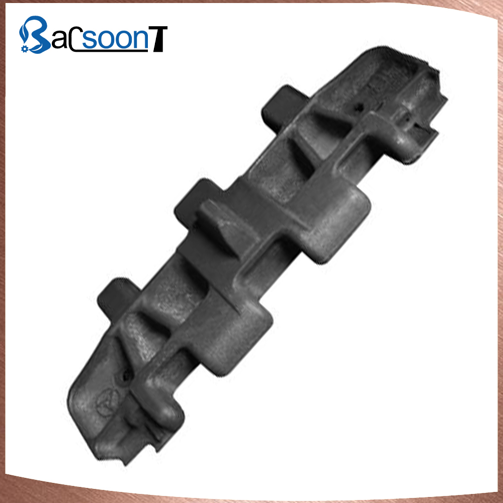 Custom sand casting creeper thread track link made in China