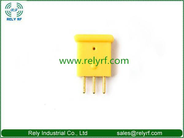 CATV attenuator tools CATV Fixed Attenuator GS-1 modulator CATV attenuator 0-1200MHZ 20dB yellow DHL