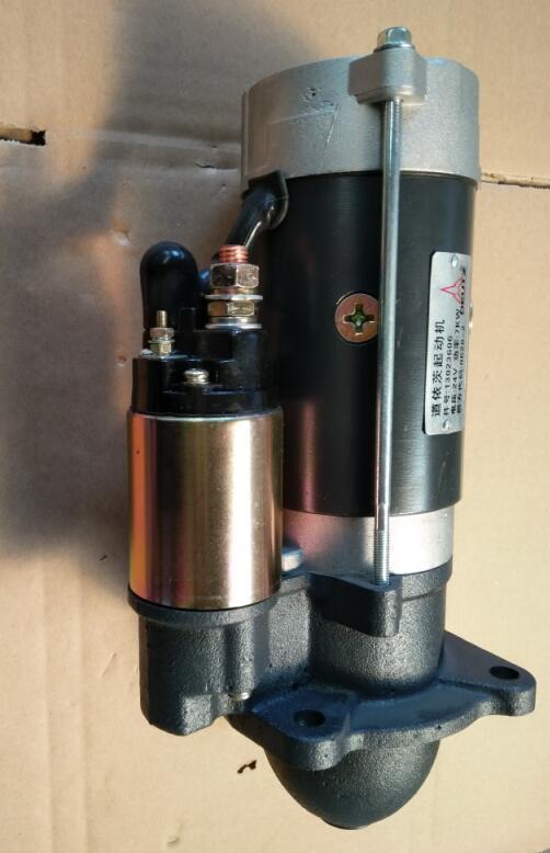 13023606 Starter For Deutz TBD226 Engine
