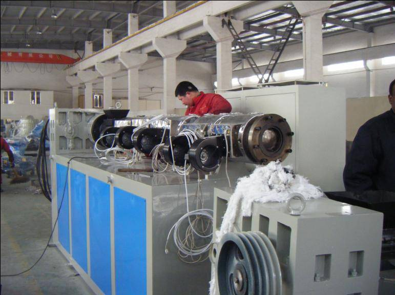 PP, PE Film  Pelleting and granulating Production Line